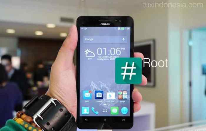Aplikasi Root Zenfone KitKat