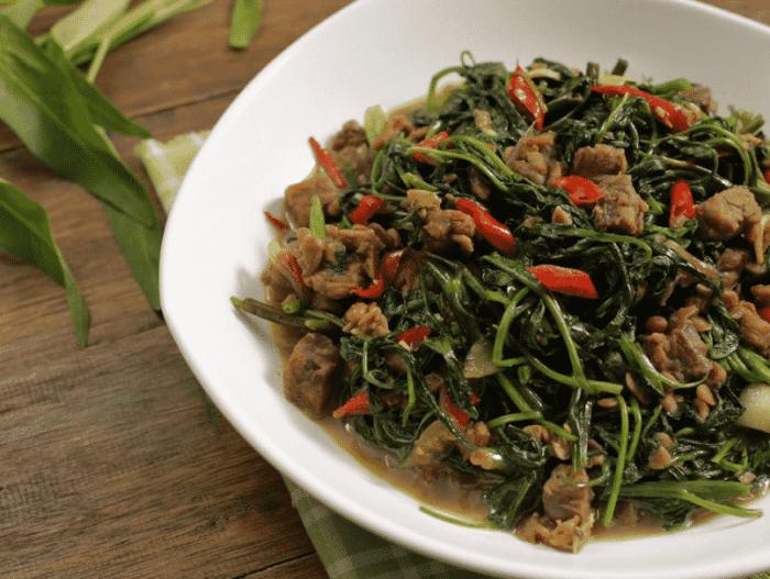 Resep Tumis Kangkung Ala-ala Seafood