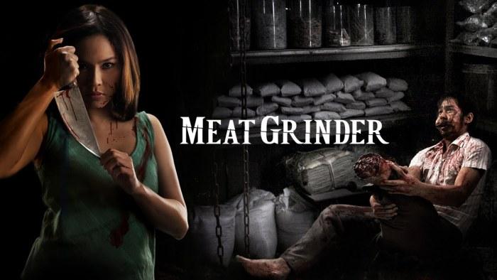 Film Horor Terbaik, Meat Grinder (2009)