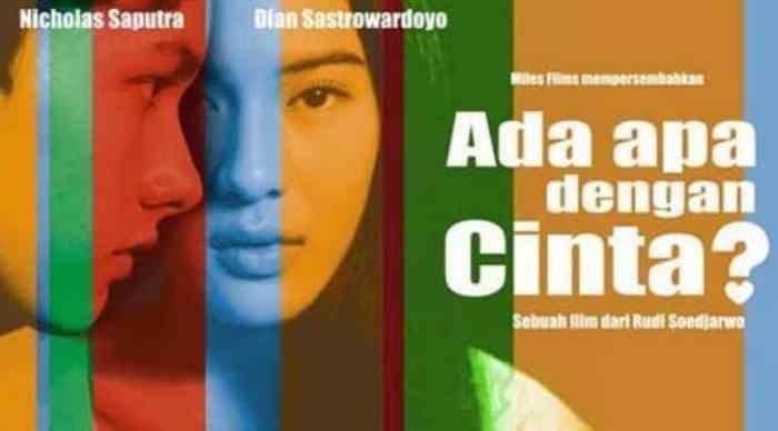 Film Indonesia Terbaik, Ada Apa Dengan Cinta