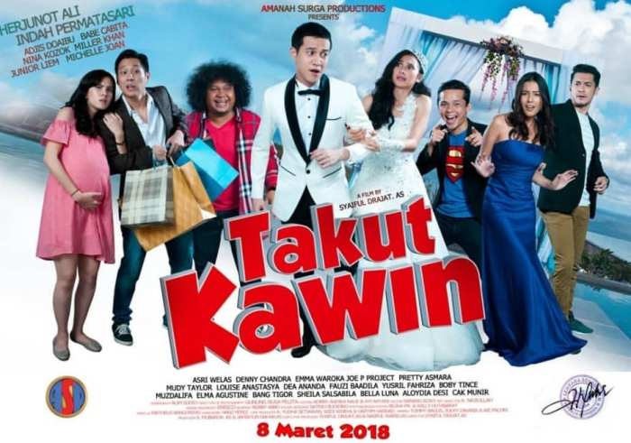 Film Indonesia Terbaik, Takut Kawin