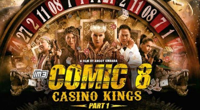 Film Terbaik Indonesia, Comic 8