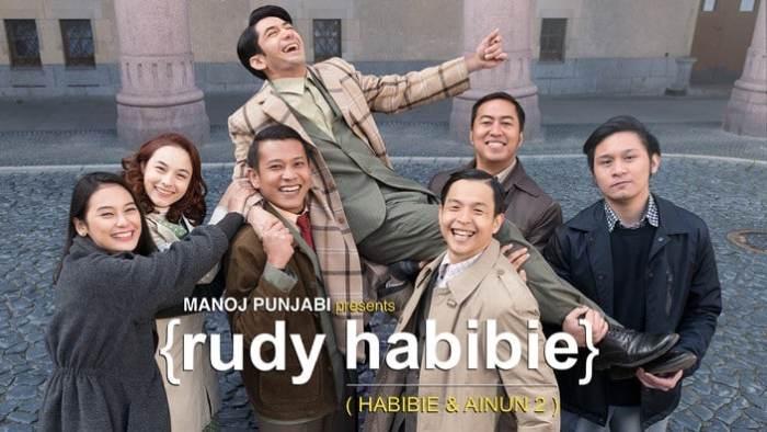 Film Terbaik Indonesia, Rudy Habibie