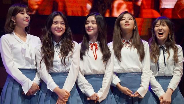 Karya Yang Dimiliki Oleh Red Velvet
