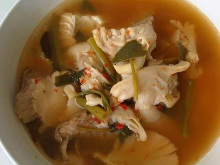 Resep Tom Yam Ikan Kakap