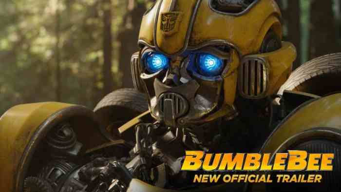 BUMBLEBEE: THE MOVIE