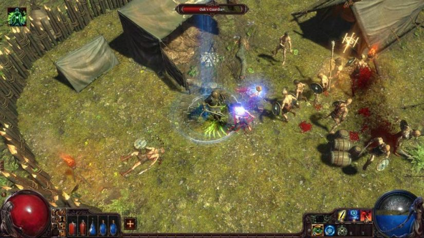 GAME ONLINE PATH OF EXILE