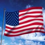 アメリカの国旗
