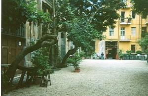 Corte Via Margutta, 51
