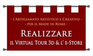 Realizzare il Virtual Tour 3d & l'e-Store