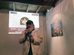 Giuseppe Ragnetti al Made in Rome open day