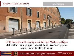 il Foro del Fare Creativo del Made in Rome