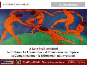 i Partner del Sistema Made in Rome