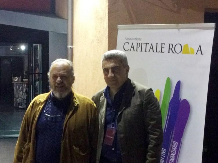 Cristiano Mandich e Renato Giallombardo