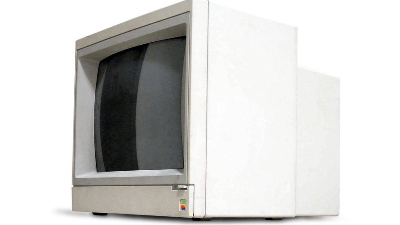 AppleColor Monitor IIe