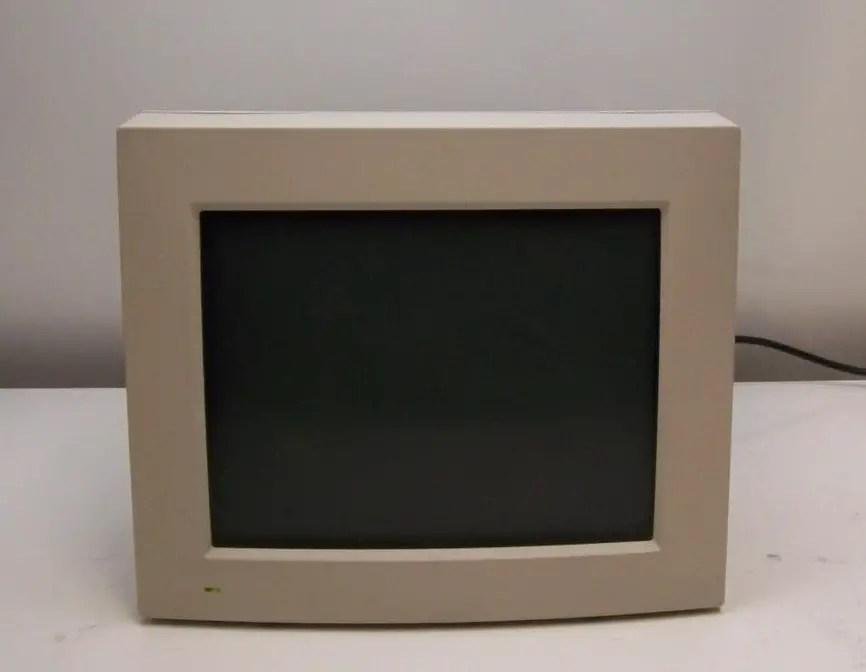 Macintosh 12-inch Monochrome Display