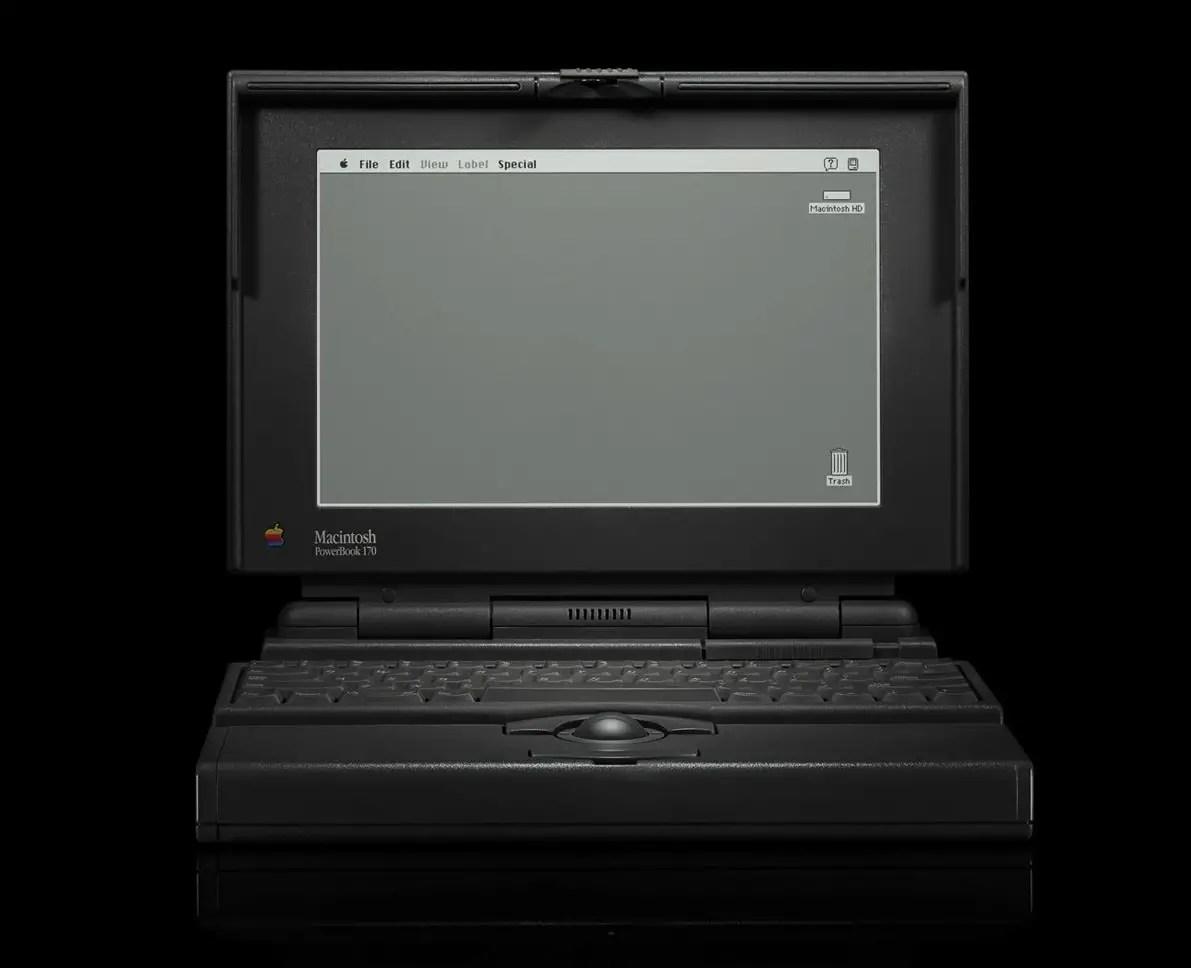 Macintosh PowerBook 170