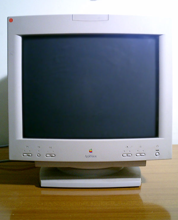 AppleVision 1710 Display