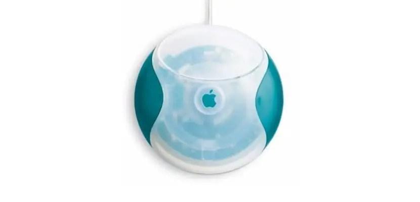 Apple USB Mouse (iMac G3)