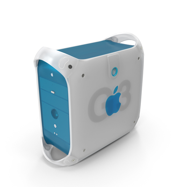 Macintosh Server G3 in Blue and White