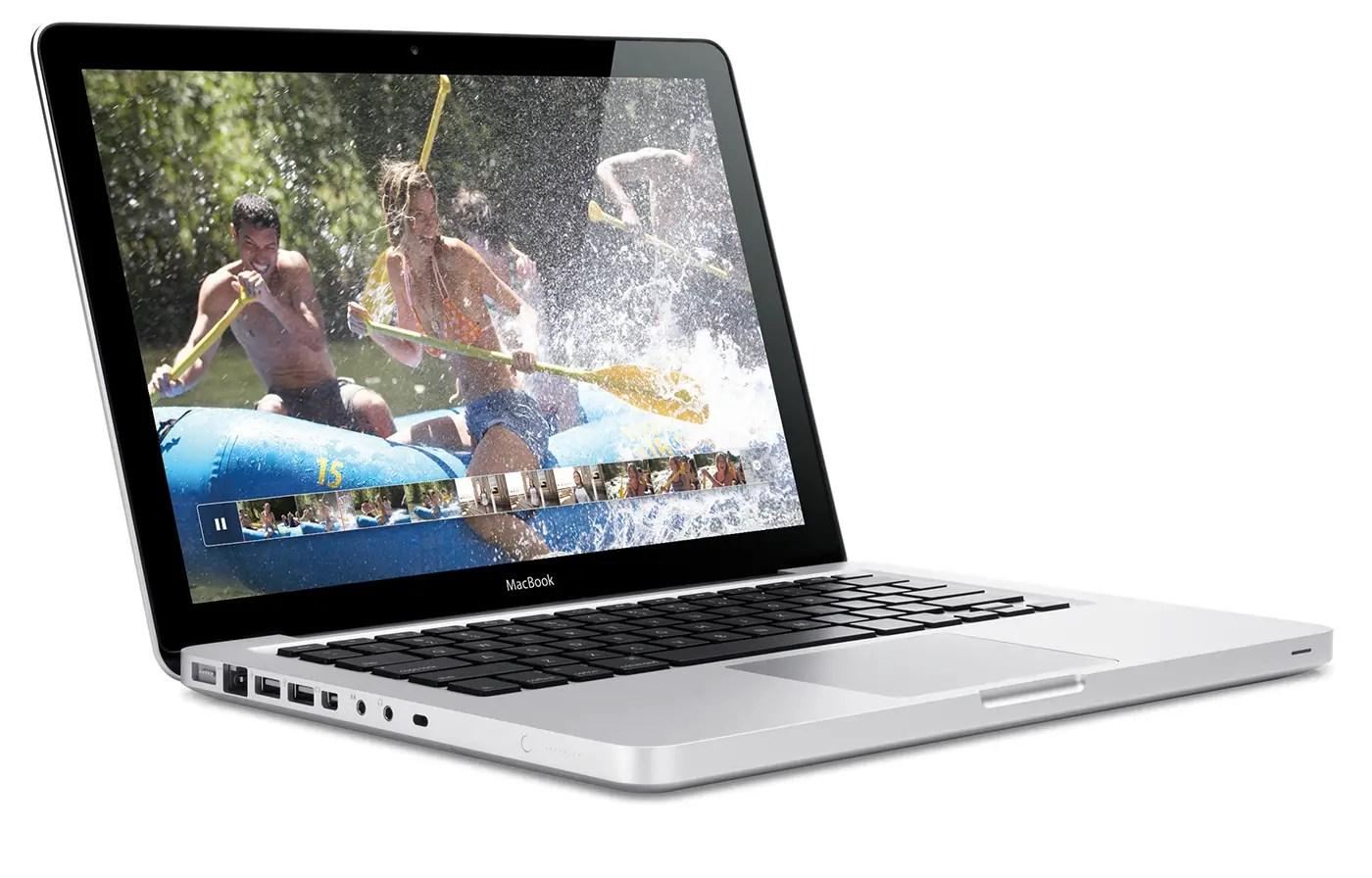 MacBook 13-inch Aluminum