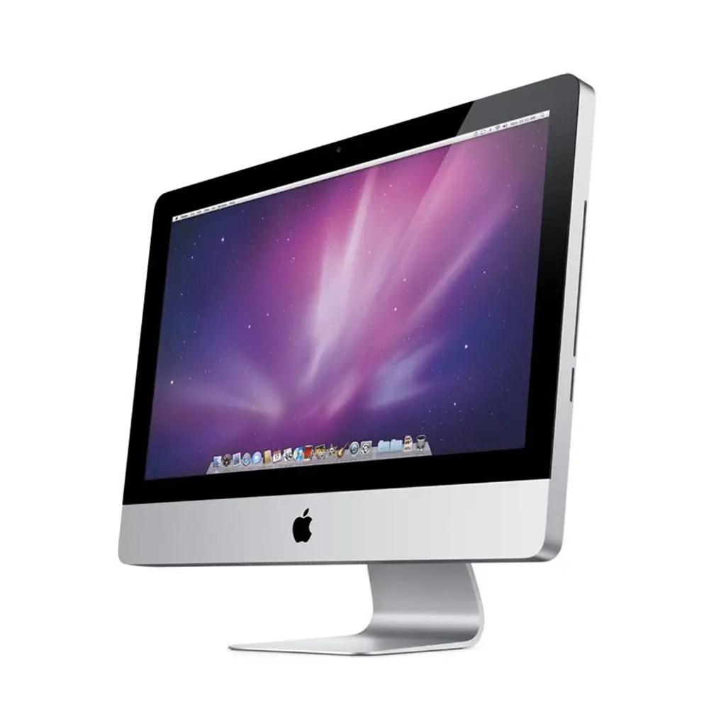 iMac Aluminum
