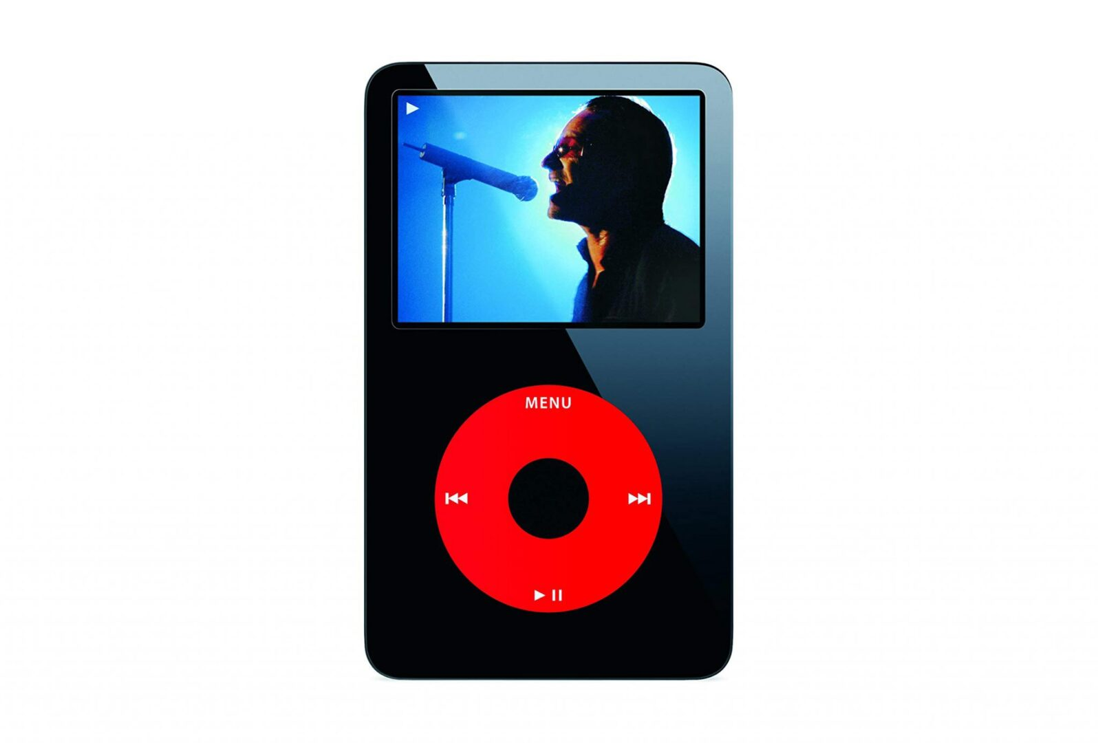 iPod U2 Special Edition with Video