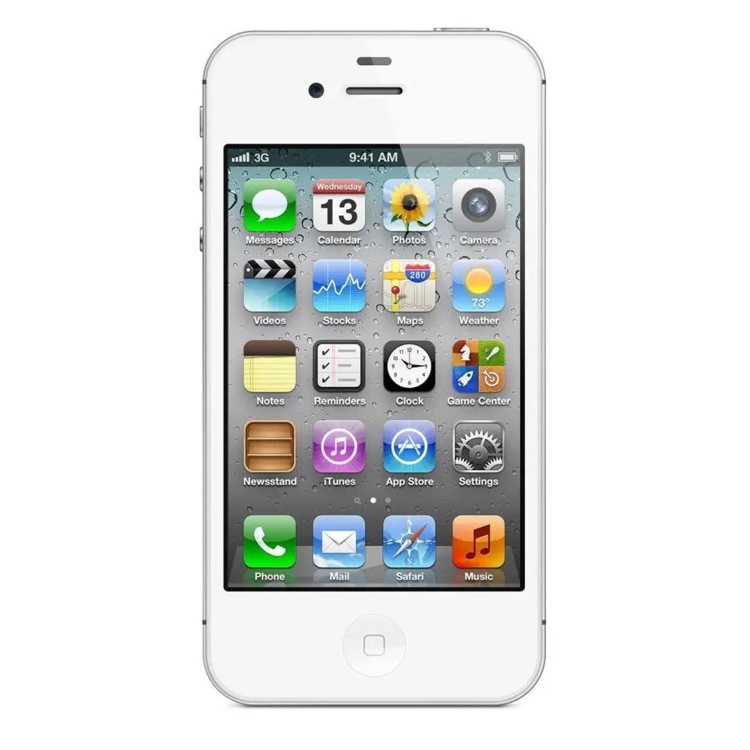 iOS 5 - iPhone 4s