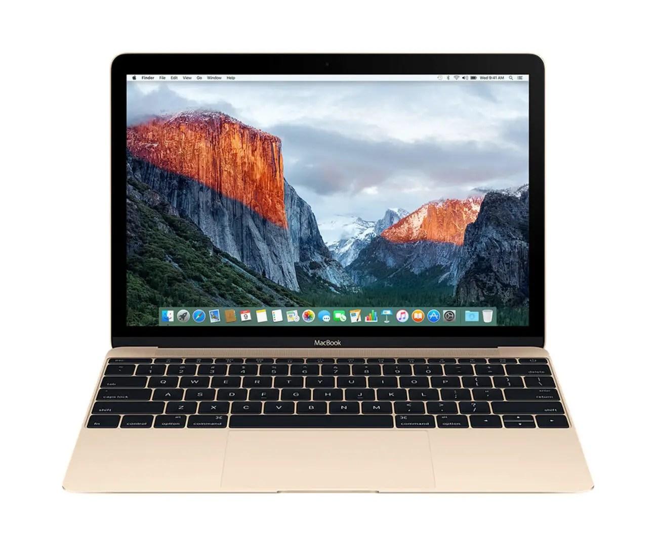 MacBook Retina 12-inch 2016