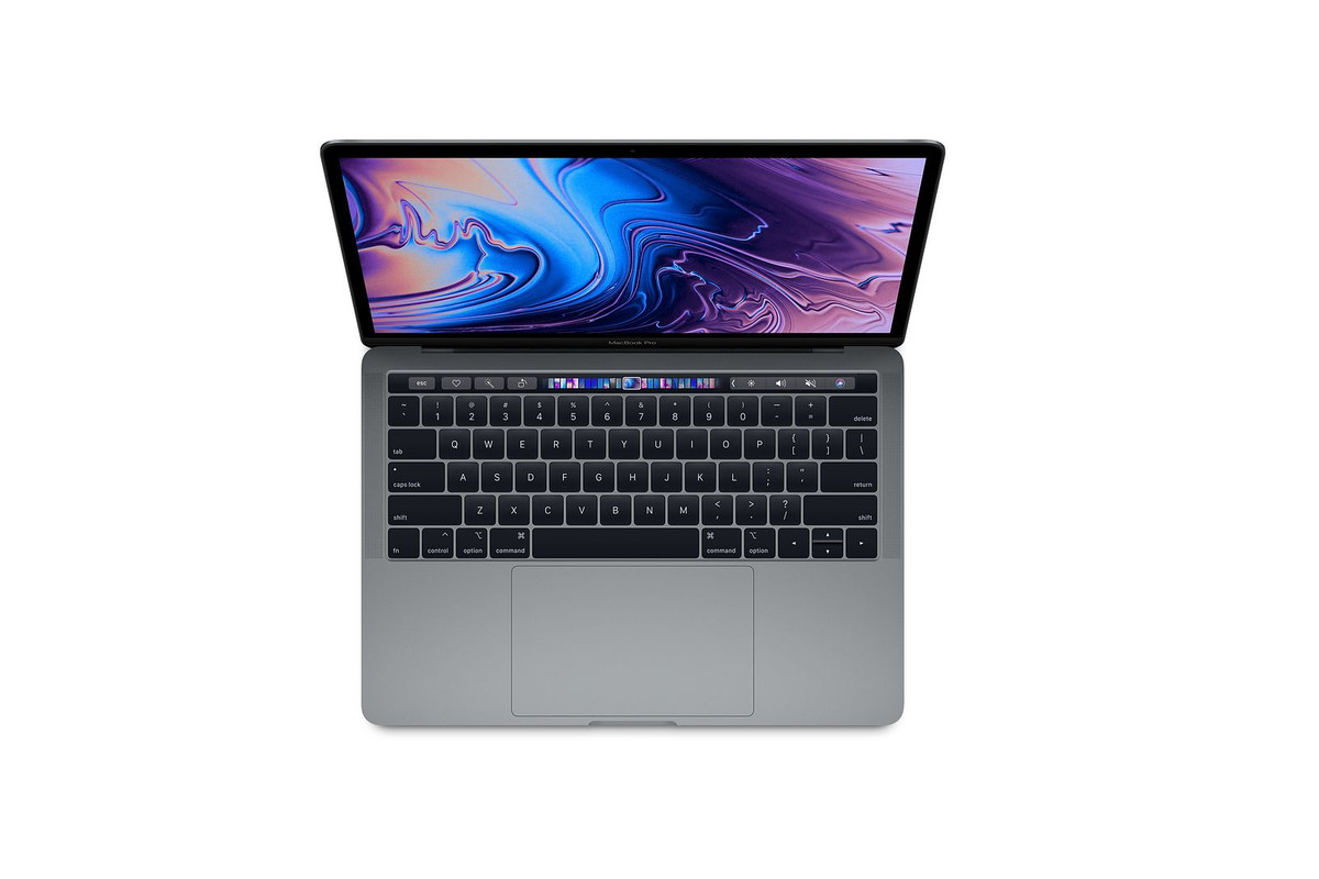 MacBook Pro 13-inch 2018 Touch Bar