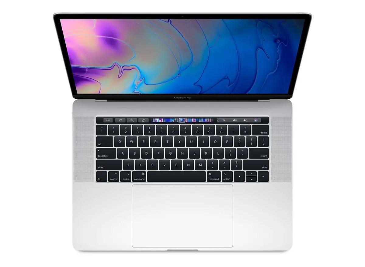 MacBook Pro 15-inch 2018