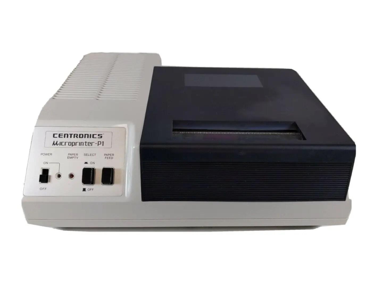 Apple Printer II