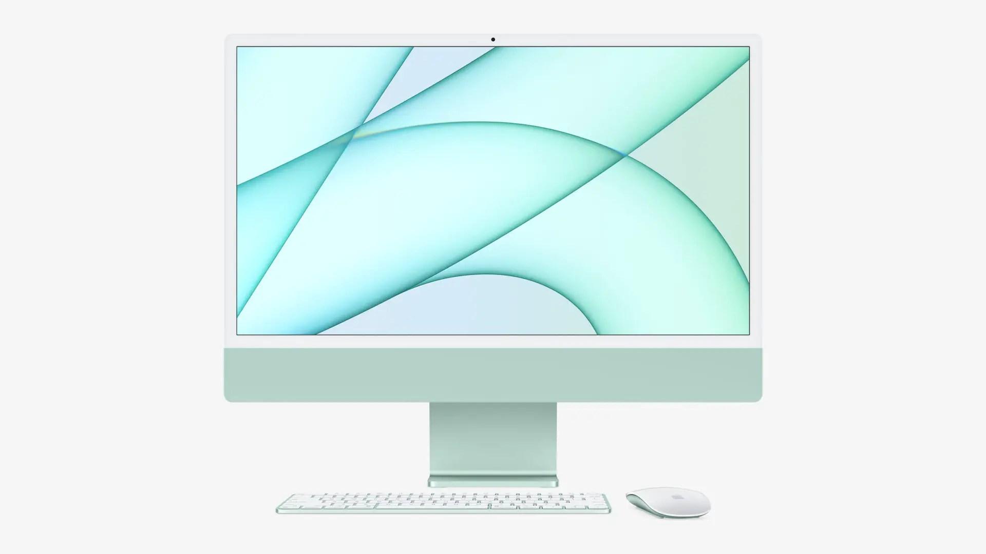 iMac M1 24-inch 2021