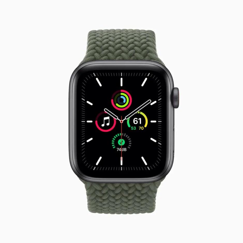 Apple Watch SE Solo Loop