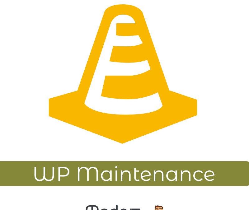 WP Maintenance
