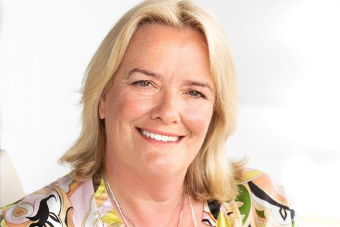Portrait of Louise Robinson