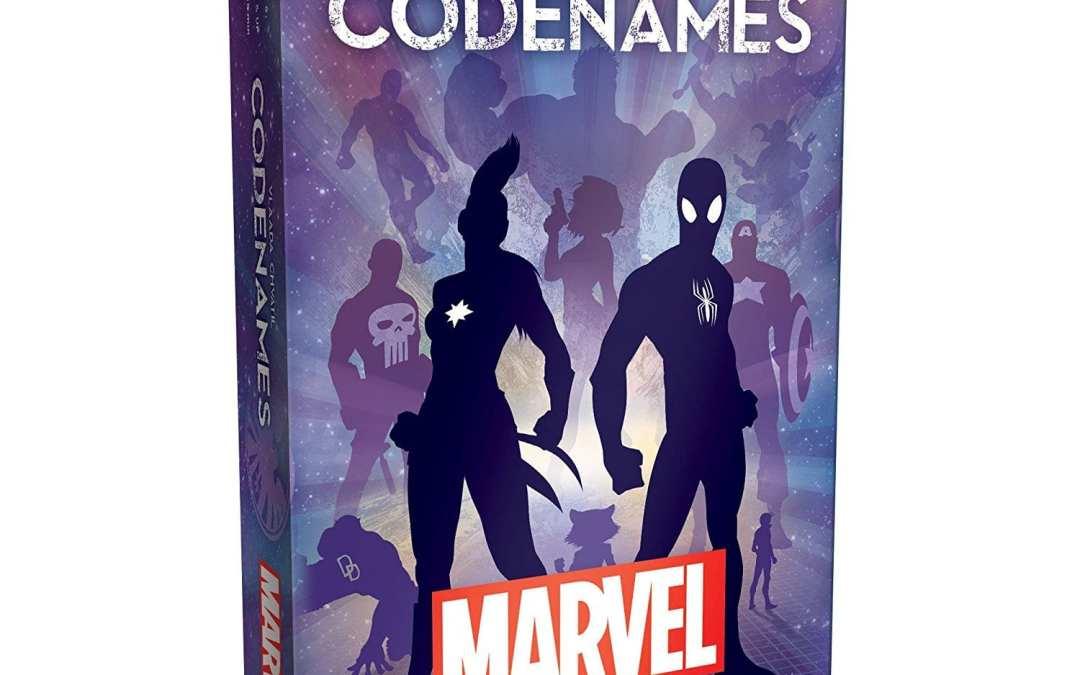 Marvel Codenames