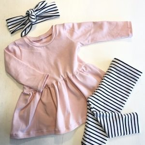 Peplum dress efffen