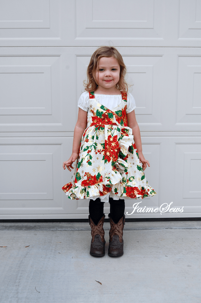 Sweet Innocence Dress Pattern by MyTreasuredHeirlooms | JameSews