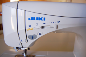 My New Juki Exceed F-600 | JaimeSews