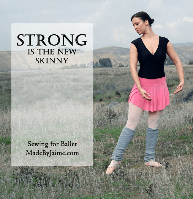 Strong is the New Skinny | Made By Jaime
