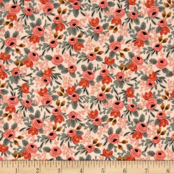 Les Fleurs Rosa Peach