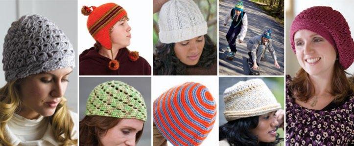 Schemi gratuti cappelli a uncinetto