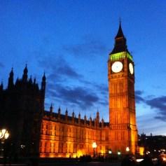 palazzo del parlamento londra
