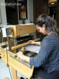weaver Catarina Riccabona