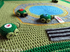 tartarughe uncinetto kate alinari