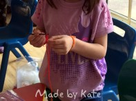 Crochet at Edgebury Primary School