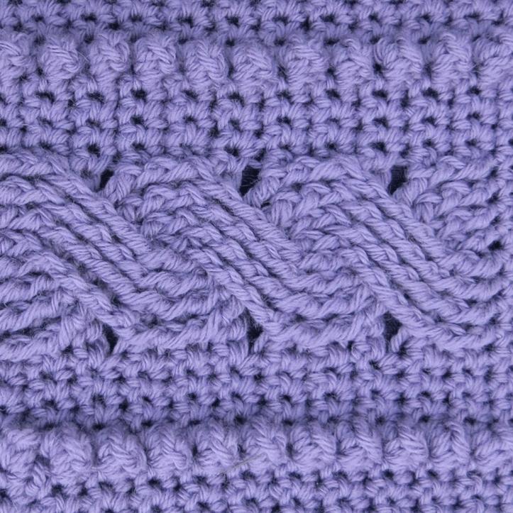 crochet cables kate alinari