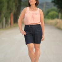 Hermosa Shorts by Itch to Stitch