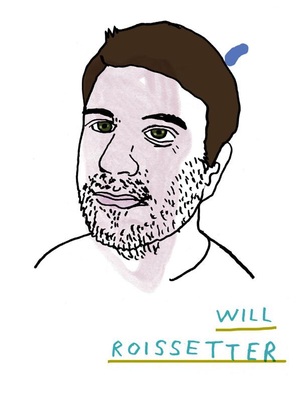 Will Roissetter